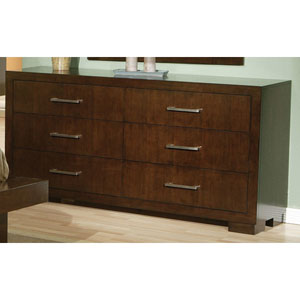 Jessica Six Drawer Dresser