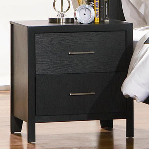 Grove Two Drawer Night Stand
