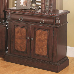 Grand Prado Nightstand with Two Doors