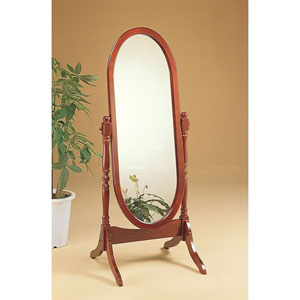 Cheval Oval Mirror