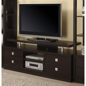 Cappuccino Casual TV Console