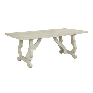 Orchard Park White Dining Table