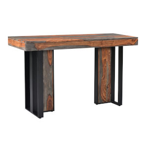 Sierra Brown Console Table