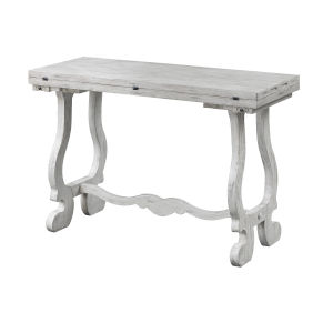 Bar Harbor Cream Console Table