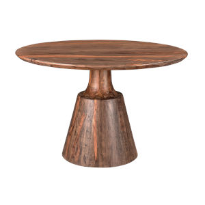 Brownstone Nut Brown 46-Inch Dining Table