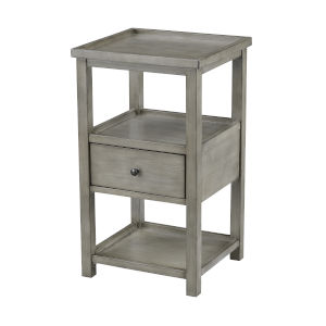 Cape Cod Grey End Table