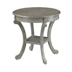 Cape Cod Grey Accent Table