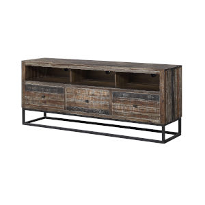 Canyon Ridge  Browns Console Table