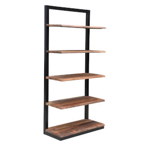 Brownstone II Nut Brown Bookcase