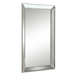 Mirrored Rectangular Full Length Mirror