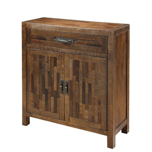 Rustic Brown Cabinet