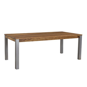 Kingston Brown Dining Table