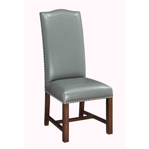 Grey Accent Chair Set of 2