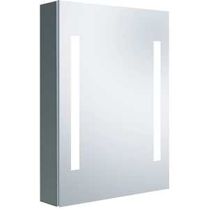 Alexander 22 x 30-Inch LED Medicine Cabinet by Civis USA