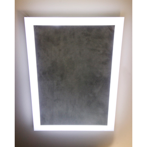 Civis LED 20x24-Inch Angel Lighted Mirror