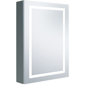 Malisa 22 x 30-Inch LED Medicine Cabinet by Civis USA