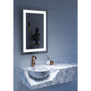 Malisa 30 x 30-Inch Lighted Mirror by Civis USA