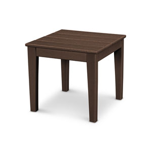 Newport Mahogany 18-Inch End Table
