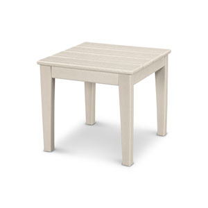 Newport Sand 18-Inch End Table