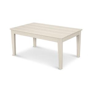 Newport Sand 22-Inch x 36-Inch Coffee Table