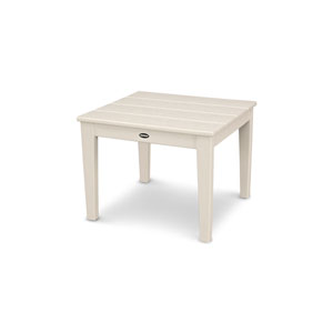 Newport Sand 22-Inch End Table