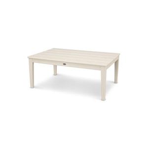 Newport Sand 28-Inch x 42-Inch Coffee Table