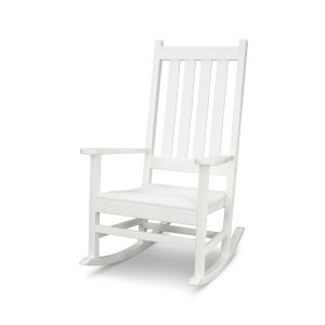 Vineyard White Porch Rocking Chair