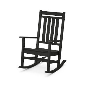 Estate Black Rocking Chair
