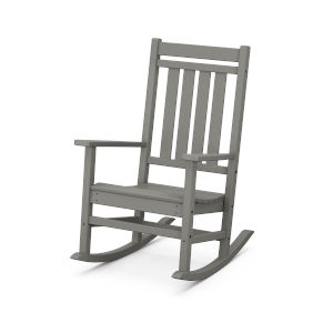Estate Slate Grey Rocking Chair