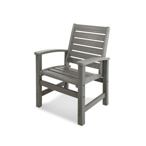 Signature Dining Chair in Slate Grey