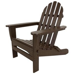 Classic Adirondack Mahogany Chair