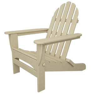 Classic Adirondack Sand Chair