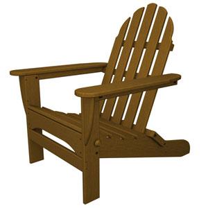 Classic Adirondack Teak Chair