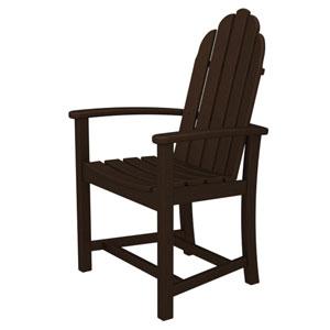 Adirondack Dining Mahogany Chair