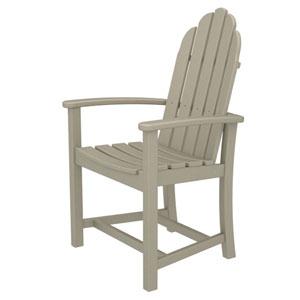 Adirondack Dining Sand Chair