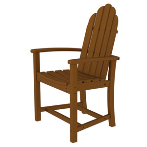 Adirondack Dining Teak Chair