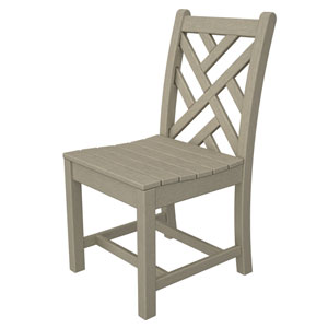 Chippendale Sand Dining Side Chair