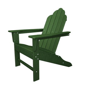 Long Island Adirondack Green Chair