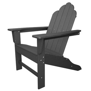 Long Island Adirondack Slate Grey Chair