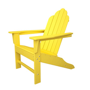 Long Island Adirondack Lemon Chair