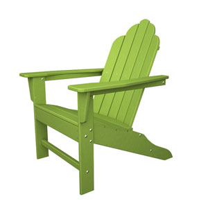Long Island Adirondack Lime Chair