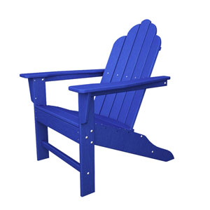 Long Island Adirondack Pacific Blue Chair