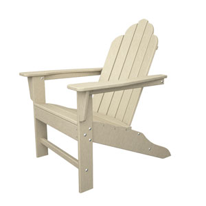 Long Island Adirondack Sand Chair