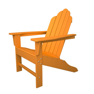 Long Island Adirondack Tangerine Chair