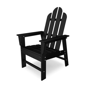Long Island Adirondack Black Dining Chair