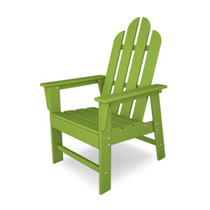 Long Island Adirondack Lime Dining Chair