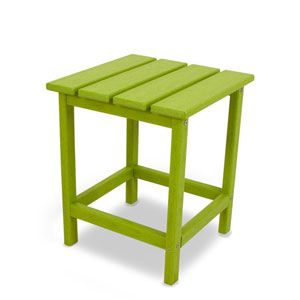Long Island Adirondack Lime 18 Inch Side Table