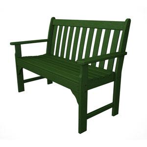 Vineyard Green 48 Inch Bench