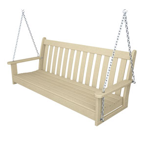 Vineyard Sand 60 Inch Swing