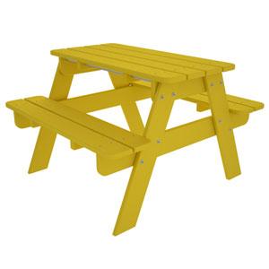 Kid Lemon Picnic Table